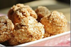 macaroons with almond milk leftover pulp