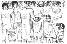 Football 1979. From the 1980 Oregana (University of Oregon yearbook). www.CampusAttic.com