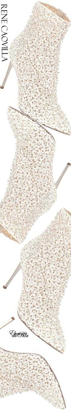 #renecaovilla #embellished #ankle #boots #eleganzadiria Eleganza di Ria