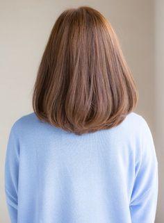 34 Trendy Ideas hair cuts v shape medium colour 34 Trendy Ideas Korean Hair Color, Korean Short Hair, Short Curly Hair, Wavy Hair, Korean Haircut Medium, Ombre Hair, Hairstyles Haircuts, Trendy Hairstyles, Straight Hairstyles