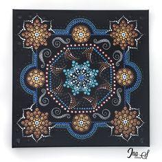 Mandala by Ina Sonnenmoser