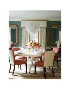 sara gilbane interiors | country-sea | dining room | sara gilbane