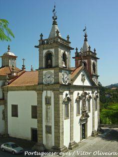 Santuário de Nossa Senhora de Porto de Ave - Portugal .