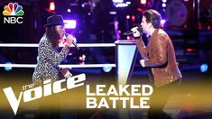 "The Voice 2018 Battle - Davison vs. Reid Umstattd: ""Love on the Brain"" (..."