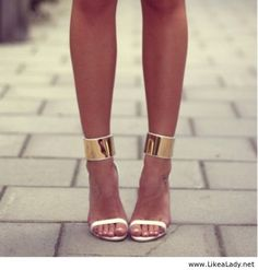 These paired with a grecian toga style dress n a simple hair braid or sock bun... Yeah #thatswhatsup