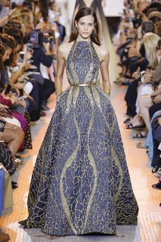 Elie Saab Fall 2018 Couture Collection - Vogue