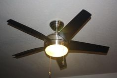 Home Decorators Collection Windward 44 in. Oil Rubbed Bronze Ceiling Fan 51567 at The Home Depot - Mobile