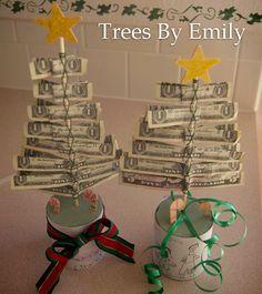 Money tree christmas gift ideas