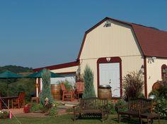 Three Fox Vineyards - Delaplane, Virginia