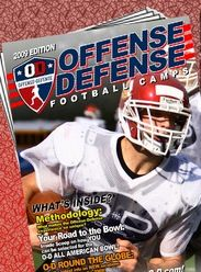 Offense - Defense Sports (Apr. 2004 - Aug. 2009) Developed & executed tactical strategies & comprehensive programs to effectively engage consumers, provide authentic athlete integration & drive sales for 42 training camps, combines and high school bowl game. Led team on media planning cycles, e – commerce, social media and web stream development. Managed creative department and distributed copy for direct mail pieces, press releases, newsletters, promotions and sell sheets.