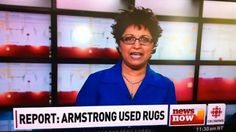 Oh CBC :) This Lance Armstrong TV graphic is our new American hero
