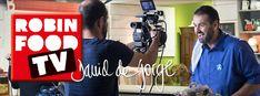 Aquí encontrarás las recetas David de Jorge y Martín Berasategui preparamos para todos vosotros en Robinfood, en Telecinco todos lo días a las 14:25h.