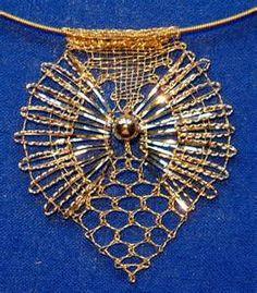 bobbin lace jewels -