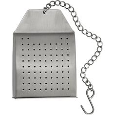 Tea Bag Shaped Tea Infuser in Coffee, Tea Accessories | Crate and Barrel