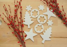 DIY: Χριστουγεννιάτικα ΣΤΟΛΙΔΙΑ με ΖΥΜΗ   ΣΟΥΛΟΥΠΩΣΕ ΤΟ