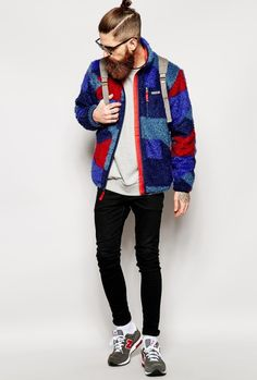 Patagonia Retro X Patterned Fleece Buy it @ ASOS