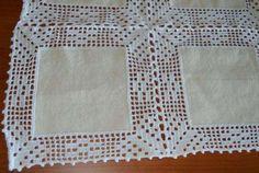 Resultado de imagen de toalhas de renda e linho