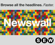 Search Engine Watch is one of the best sources for search news. The Newswall is their graphic headline browsing tool. Facebook Fan Page, Facebook Status, Banner Online, The Headlines, Celebration Quotes, Search Engine, Microsoft, Celebrity Quotes, Ads