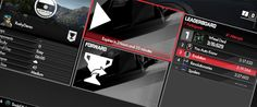 A first look at the Driveclub UI.