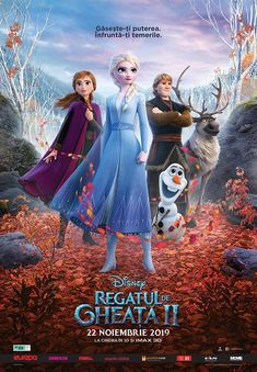 Movie: Frozen II Movie: Frozen II Elsa, Anna, Kristoff and Olaf head far into the forest to learn the truth about an ancient mystery of their kingdom. Jennifer Lee, Laura Lee, Walt Disney Animation Studios, Idina Menzel, Kristen Bell, Walt Disney Pictures, Olaf, Silhouettes Disney, Anna Et Elsa