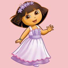 She loves Dora