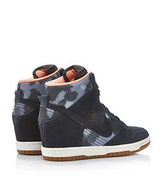 online retailer 42912 fa628 Nike dunk sky high Minimalist Shoes, Nike Dunks, Wedge Sneakers, Sky High,