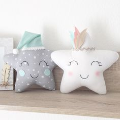 57 Ideas Sewing Pillows For Kids Etsy Cute Pillows, Baby Pillows, Kids Pillows, Sewing Toys, Baby Sewing, Fabric Toys, Fabric Crafts, Baby Crafts, Crafts For Kids