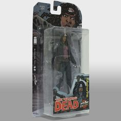 The Walking Dead Michonne 2015 Action Figure (Color) – Skybound