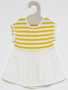 Katoenen jurk                                                     RAYE Meisjes babykleding