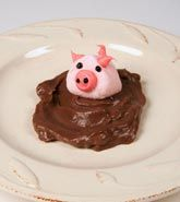 Piggy In the Mud. We have great VBS snack ideas, like our little Piggy in The Mud for our Growing In the Son 5-day VBS program.