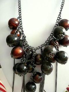 Baubles & Chains Necklace