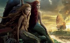 Mermaids HD Wallpaper