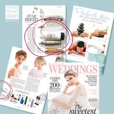 The wedding season has started and we can't wait to help all our special brides glow for their big day! The spring New Zealand Weddings Magazine has just arrived for some wonderful inspo too! Can you spot our luxurious ASPAR products in there Spring New, Spa Day, Wedding Season, New Zealand, Make It Simple, Wedding Styles, Brides, Glow, Seasons
