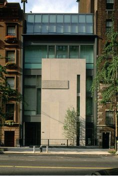 New York townhouse / Tod Williams Bllie Tsien