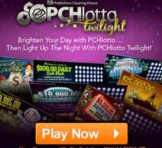 Win great cash prizes with PCH Lotto
