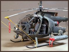 MCDonell Douglas MD-530 Scale 1/35