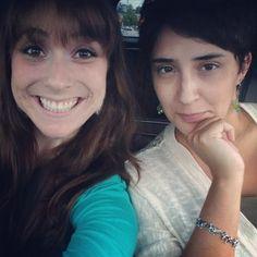 Leaving for the Adirondacks with my cousin, Lauren! #hauntednys #hauntedroadtrip #roadtrip #newyork