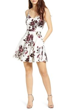 Shop a great selection of Speechless Metallic Floral Print Lace Back Fit & Flare Minidress. Find new offer and Similar products for Speechless Metallic Floral Print Lace Back Fit & Flare Minidress. Fit N Flare Dress, Fit And Flare, Tea Length Dresses, Plus Size Dresses, Sheer Tights, Lace Back, Ball Gowns, Floral Prints, Summer Dresses