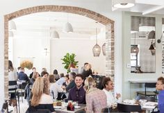 Eden is a top Chicago West Loop restaurant inspired by classic American cuisine and our on-site greenhouse. West Loop Restaurants, Brunch Chicago, Sunday Brunch, Neutral, Bright, Interiors, Gallery, Inspiration, Citronella