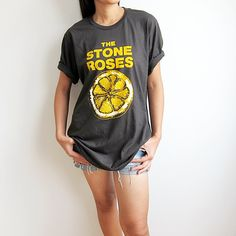 The Stones Roses T Shirt