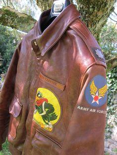 A2 AAF shoulder decal