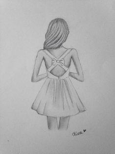 Drawing People cute girly easy drawings for teens - Yahoo Image Search Results - Tumblr Drawings, Girly Drawings, Doodle Drawings, Drawing Sketches, Pencil Drawings, Drawing Ideas, Pencil Art, Drawing Tips, Sketching