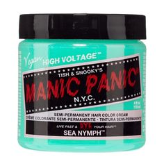 Manic Panic Is Launching A New Pastel Hair Color Range, So Plan Your Next Dye Job Accordingly