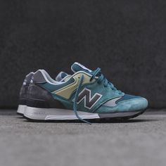 New Balance M577. Available at Kith Manhattan and KithNYC.com. $180 USD. by kith