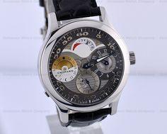 15c2b76780cab2 Chopard L.U.C Tech Regulator GMT Reference  16 8449. Elliot Strömberg · Chopard  Mens Watch Virtue Precision Haute Horlogerie