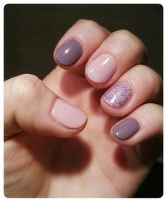 Gelish nails.