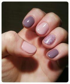 Gelish nails.