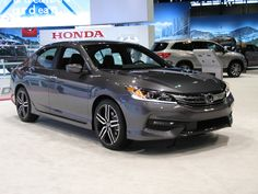 restricted the day before Christmas, it's meant to be 2016 Honda Accord Sport sedan - 3/4 front view