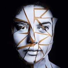 """French-Cuban Twin Duo Ibeyi returns with """"Deathless,"""" featuring Kamasi Washington. """"Deathless"""" serves as a promo single from their sophomore album, 'Ash. Xl Recordings, Cool Album Covers, Alvin Ailey, Best Albums, Kintsugi, Fantasy Makeup, Creative Makeup, Face Art, Photo Manipulation"""