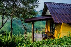 Maesalong Mountain Home in Northern Thailand